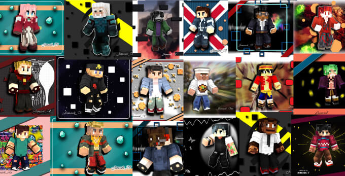 3 Best Minecraft Skin Commission Artists (2021)