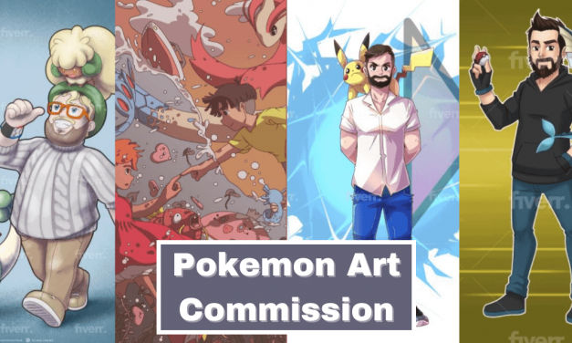 How And Where To Get Pokemon Art Commissions (2021)