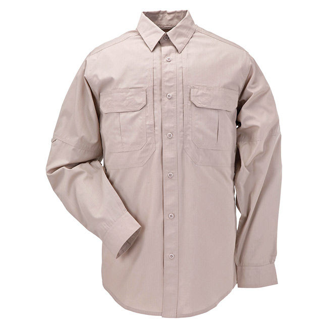 5.11 Taclite Pro Long Sleeve Shirt - Khaki