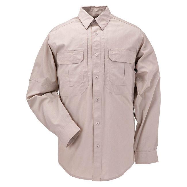 5.11 Taclite Pro Long Sleeve Shirt - Khaki