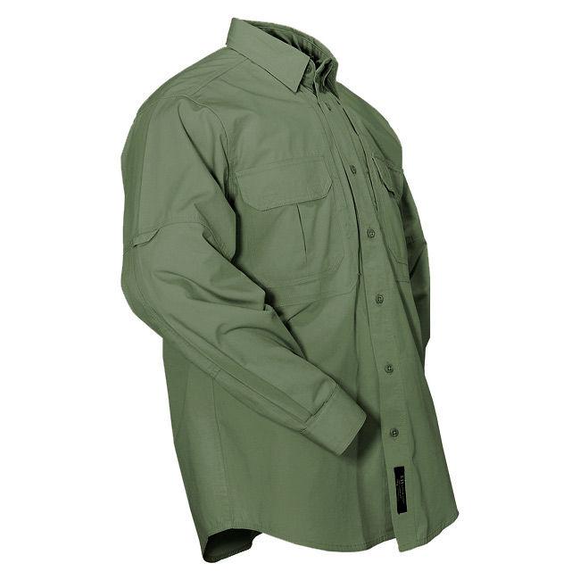 5.11 Tactical Long Sleeve Shirt - Green