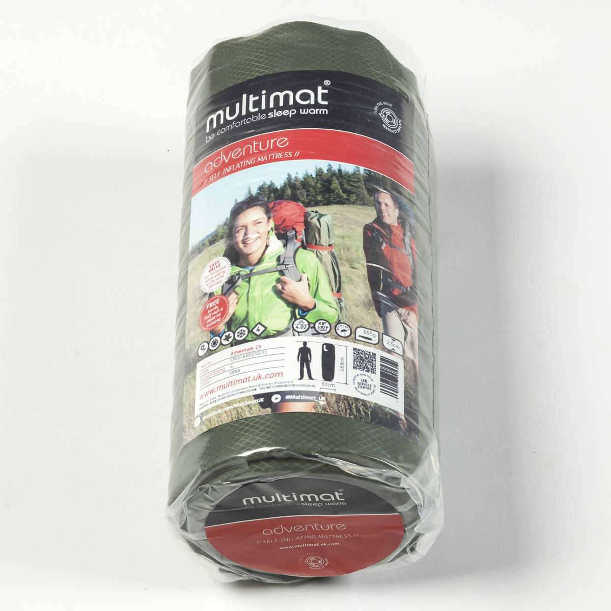 Multimat Adventure 25 Sleeping Mat