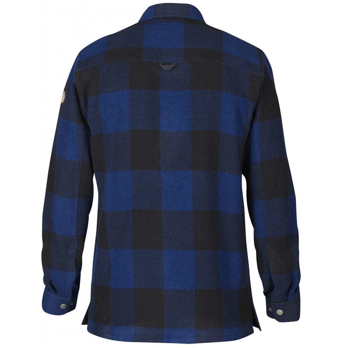 Fjallraven Canada Shirt - Uncle Blue