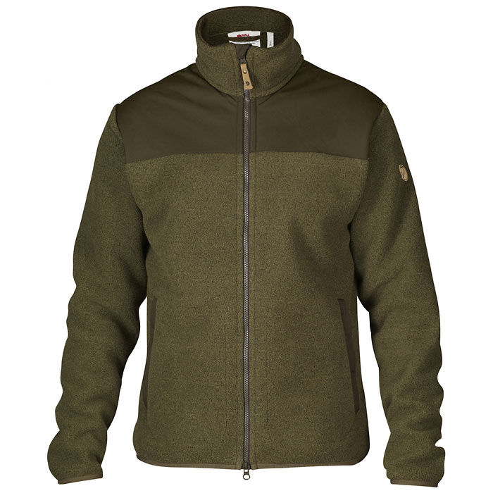 Fjallraven Forest Fleece Jacket - Tarmac