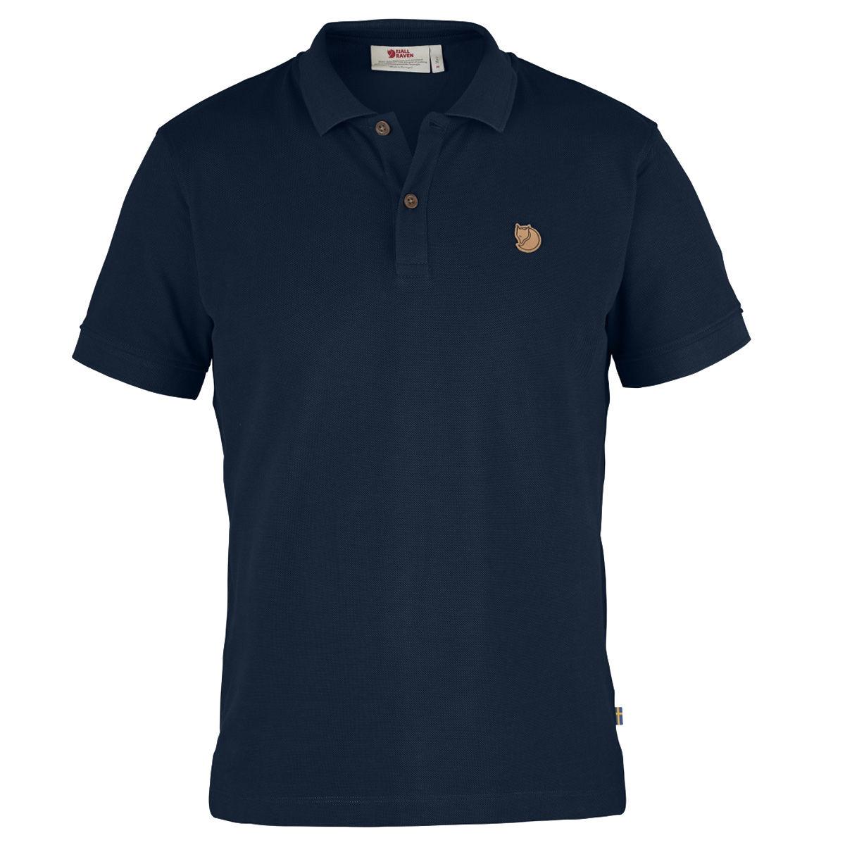 Fjallraven Ovik Polo Shirt - Navy