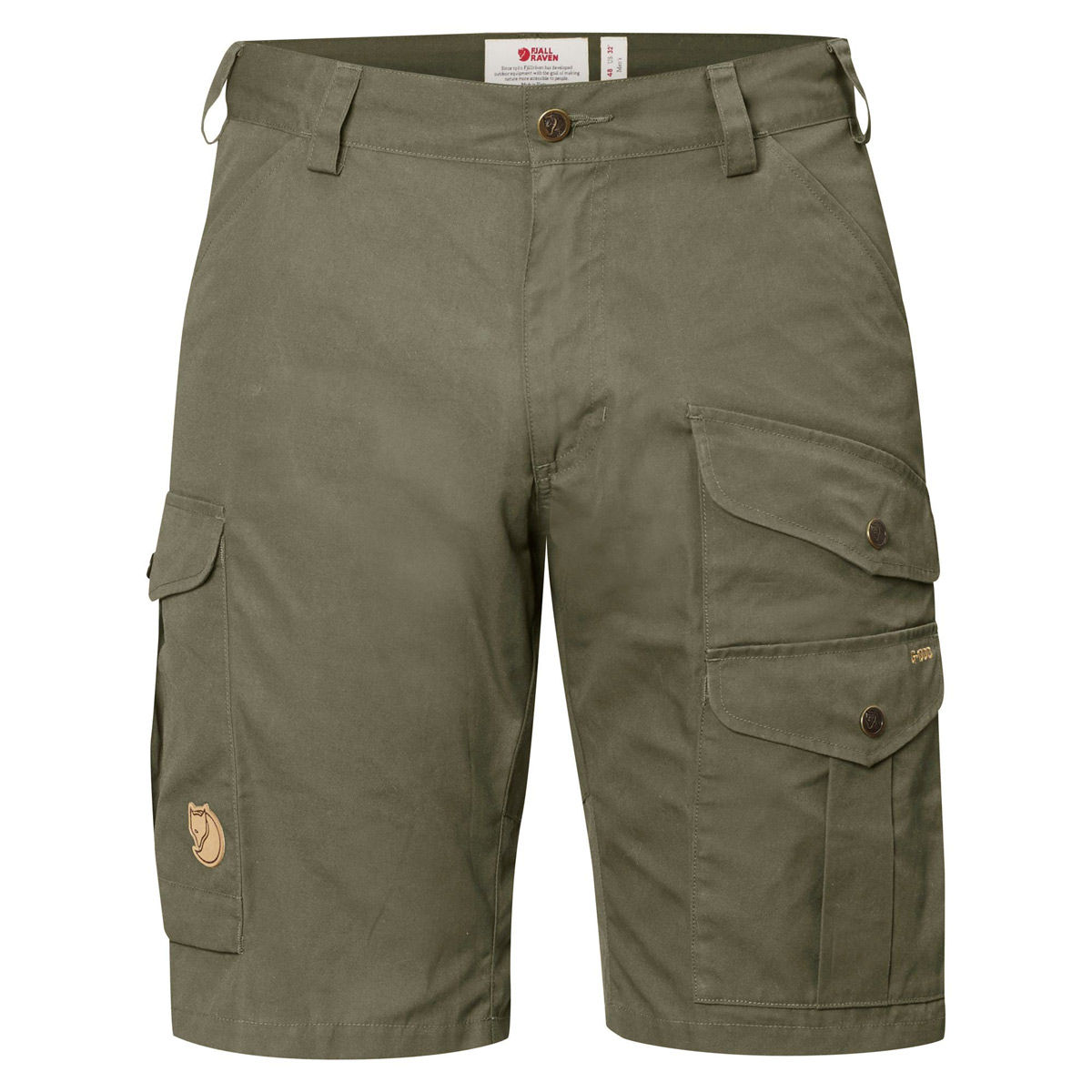 Fjallraven Barents Pro Shorts - Laurel Green