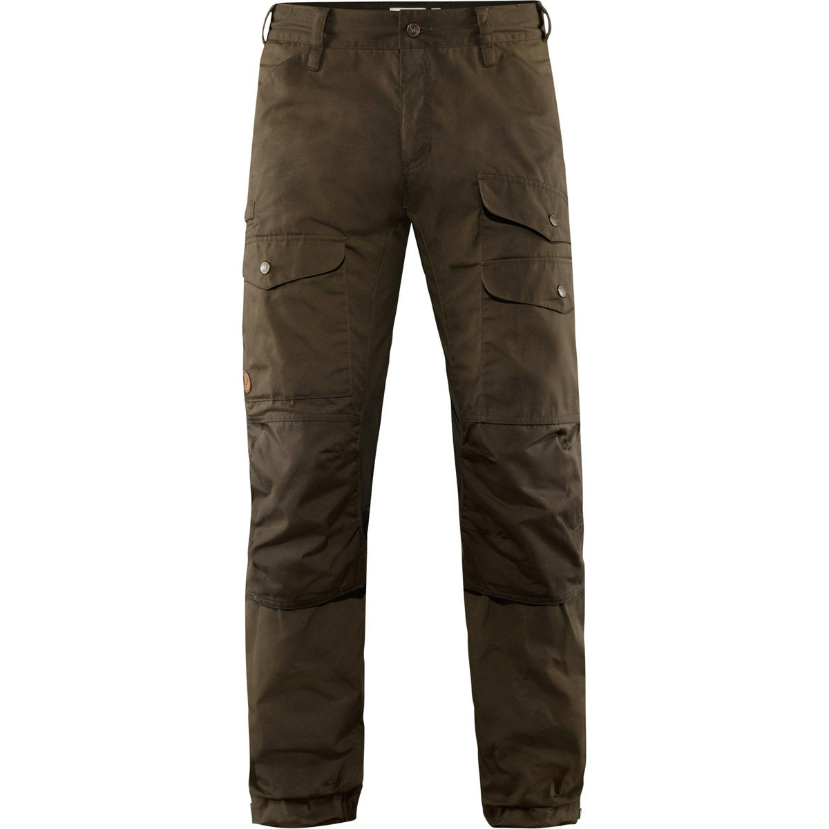 Fjallraven Vidda Pro Ventilated Regular Trousers - Dark Olive