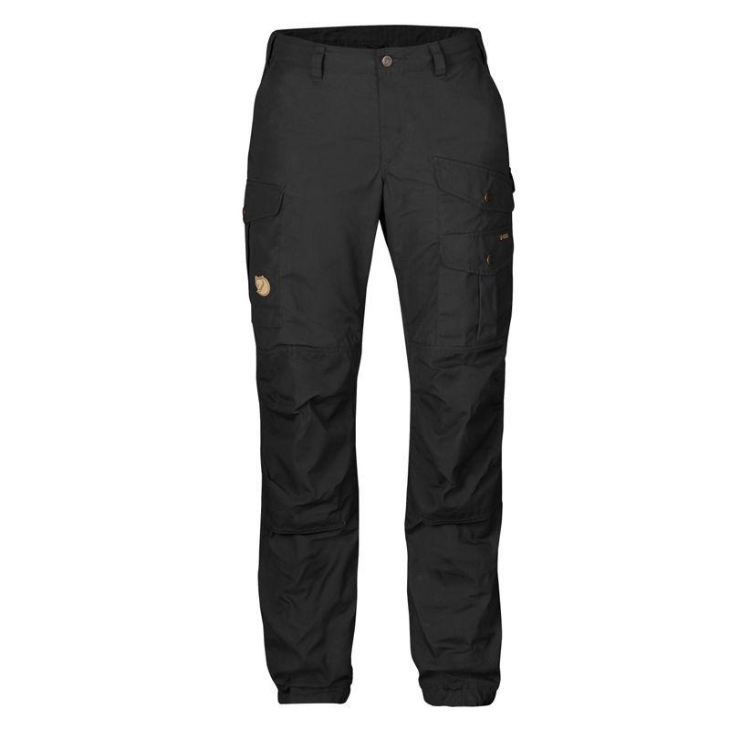 Fjallraven Vidda Pro Regular Women s Trousers - Black a75068f203