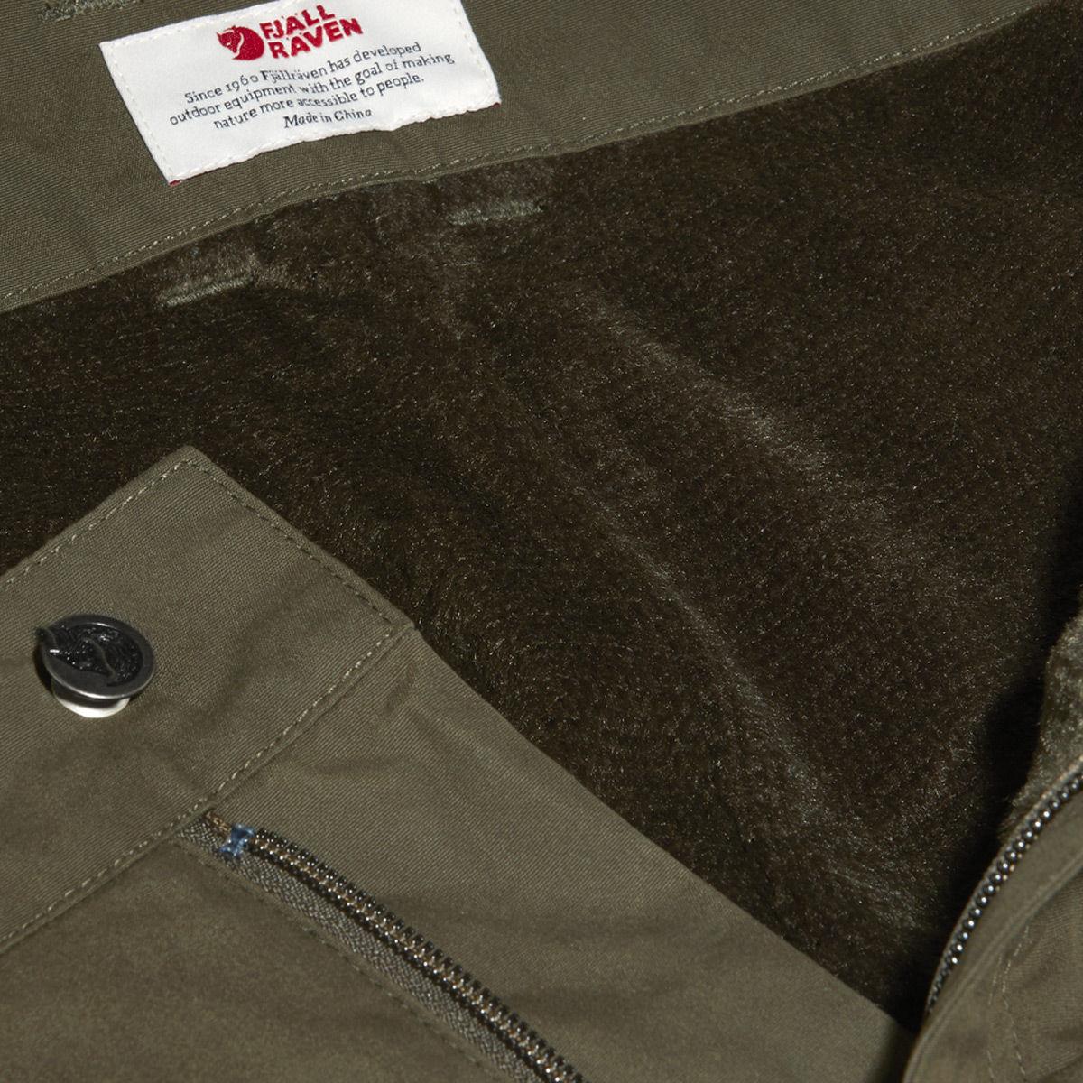 Fjallraven Brenner Pro Winter Trousers