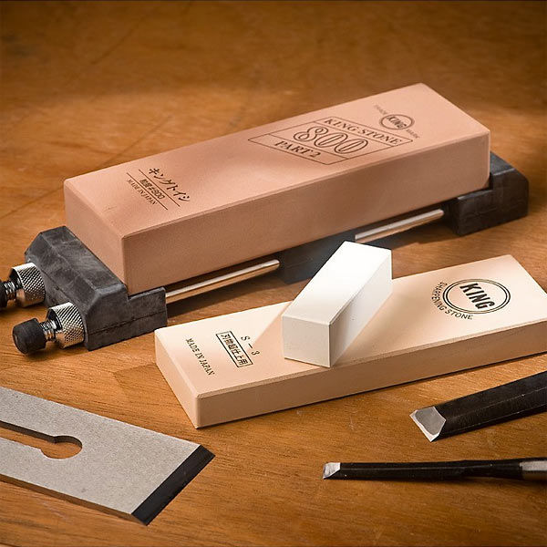 Ice Bear Japanese Waterstone Sharpening Kit