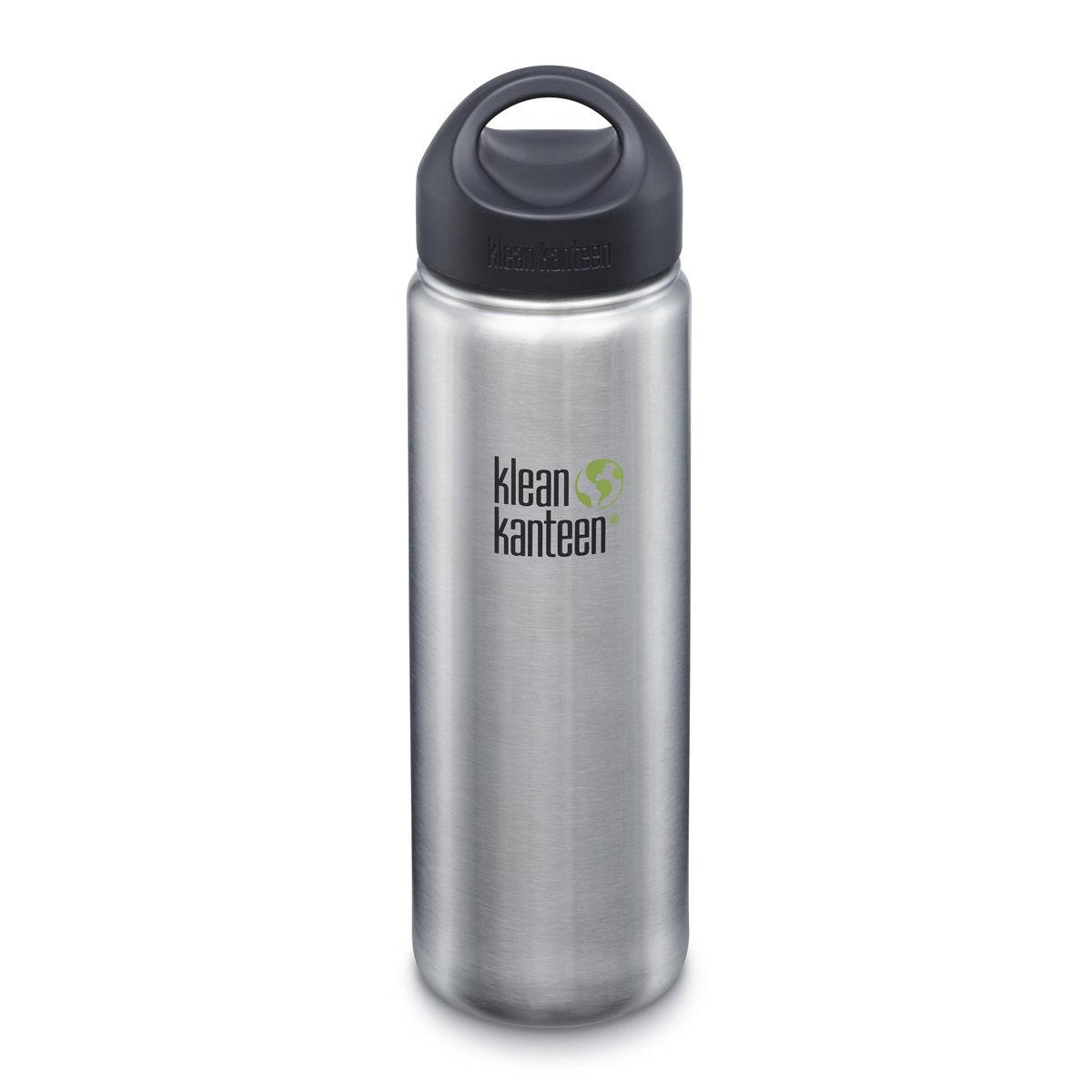 Klean Kanteen Wide Stainless Steel Water Bottle - 800 ml