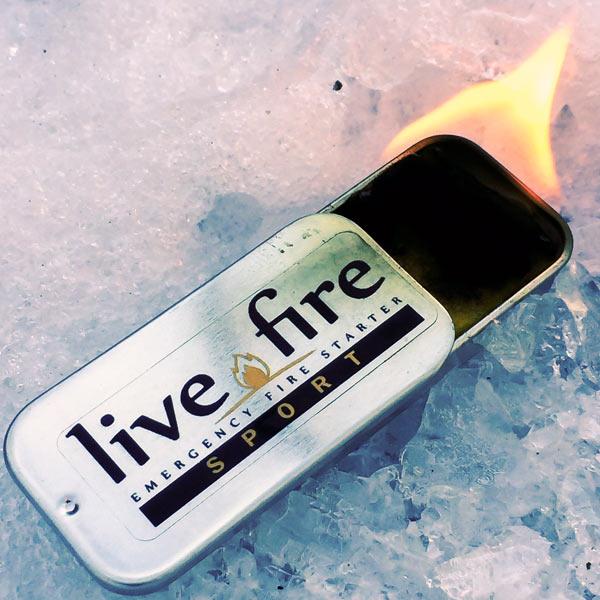 Live Fire Sport - Emergency Fire Starter