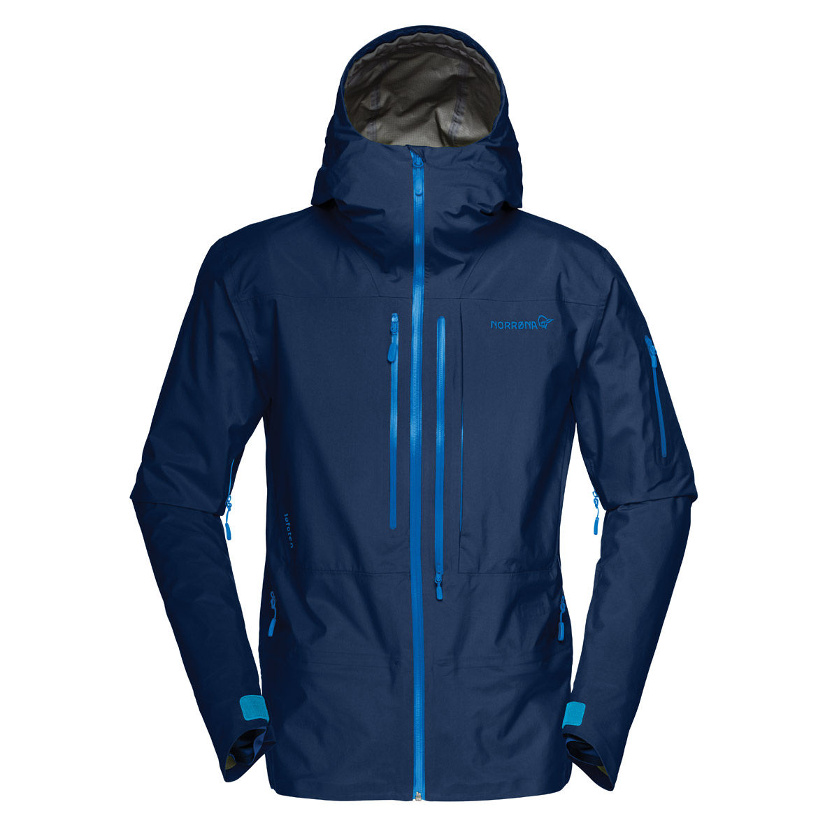 Norrona Lofoten Gore-Tex Pro Jacket - Indigo Night Blue