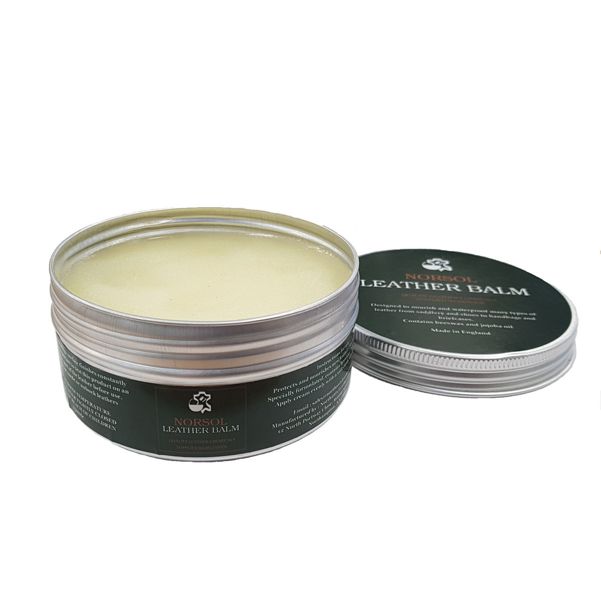 Norsol Leather Balm