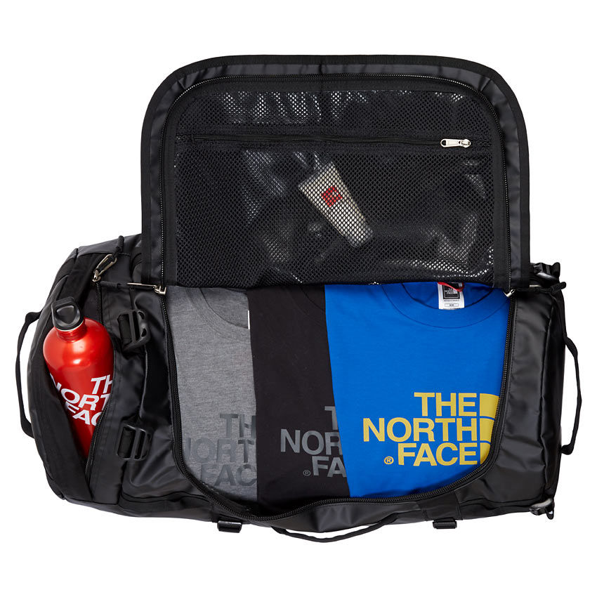 The North Face Base Camp Duffel Bag - TNF Black - Medium
