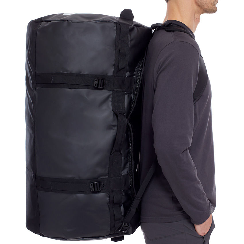 The North Face Base Camp Duffel Bag - TNF Black - X Large