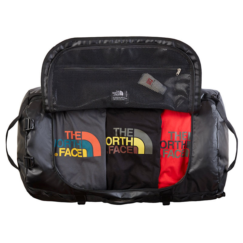 The North Face Base Camp Duffel Bag - TNF Black - XX Large