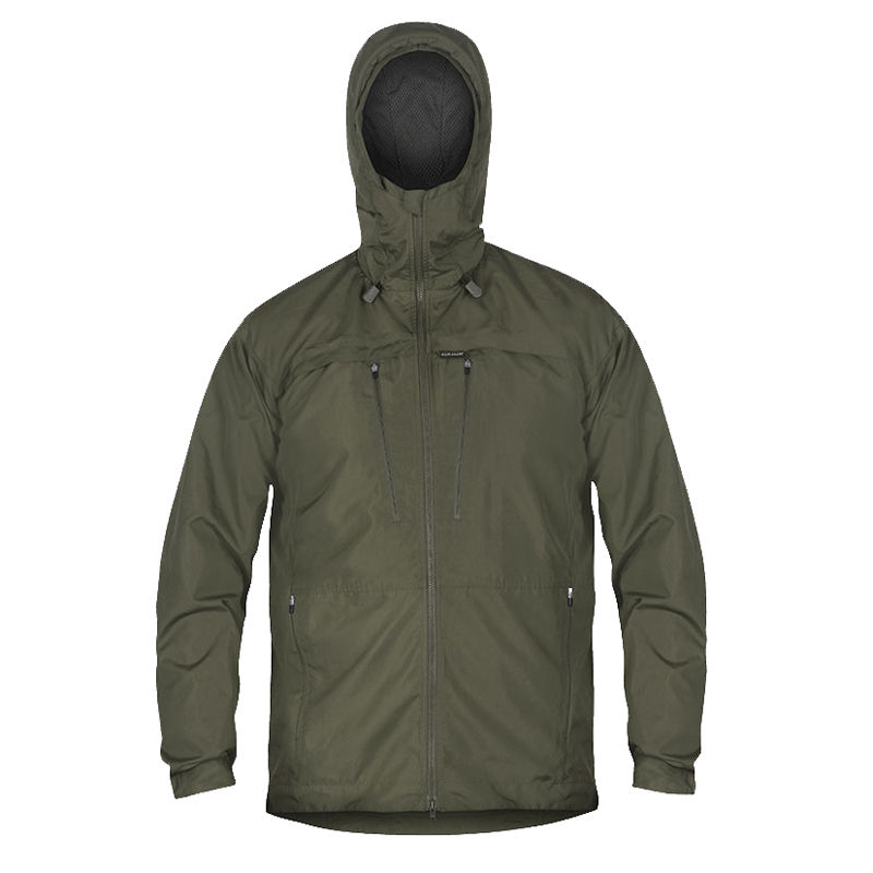Paramo Bentu Windproof Jacket - Moss