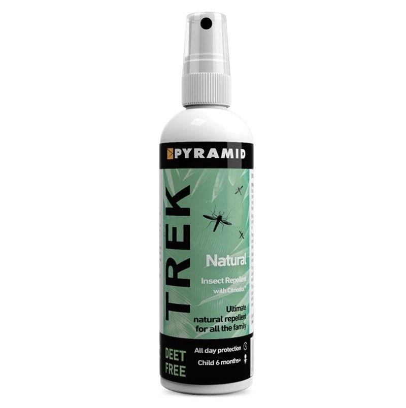 Pyramid Trek Natural Insect Repellent - 100 ml Pump Spray