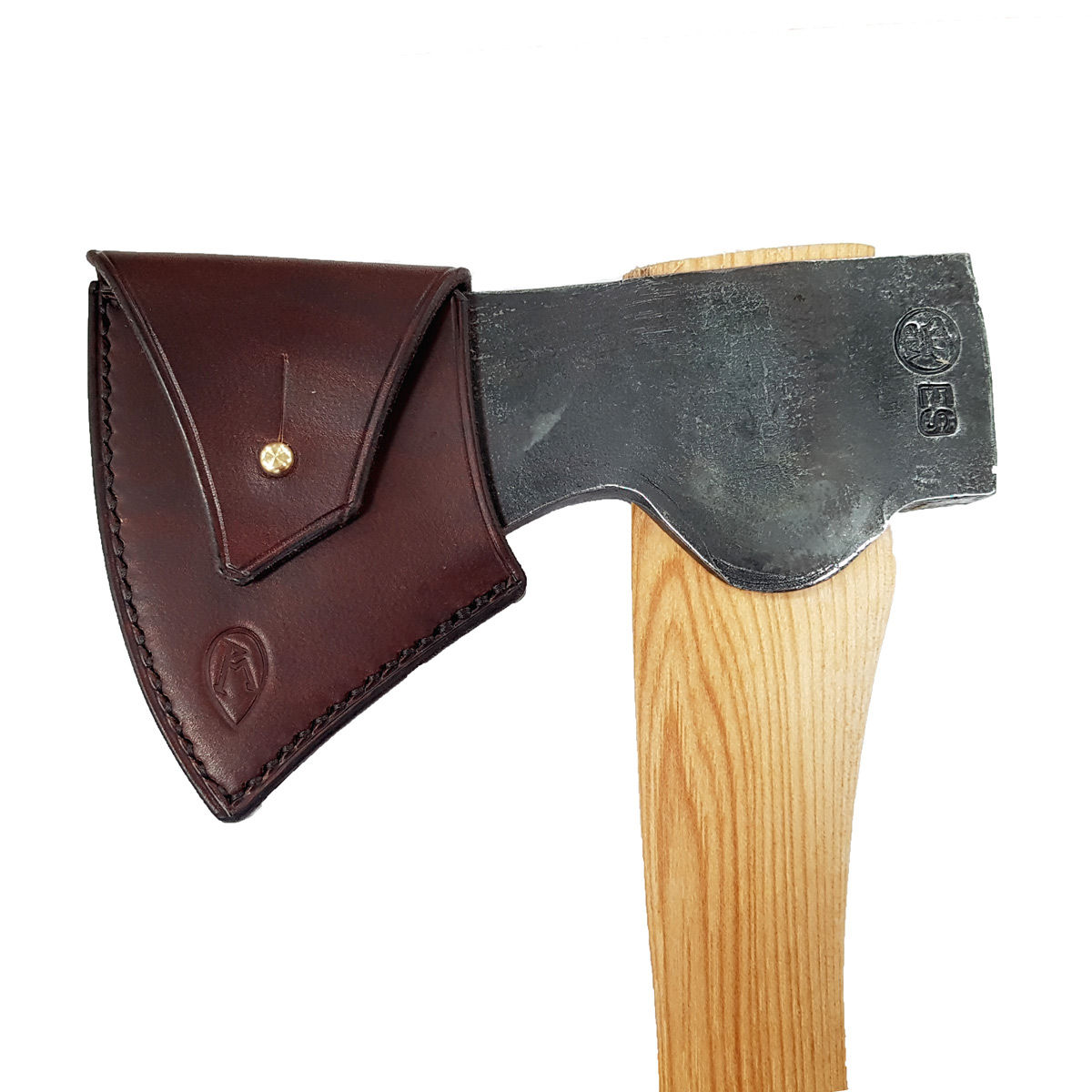 Ray Mears Leather Axe Sheath