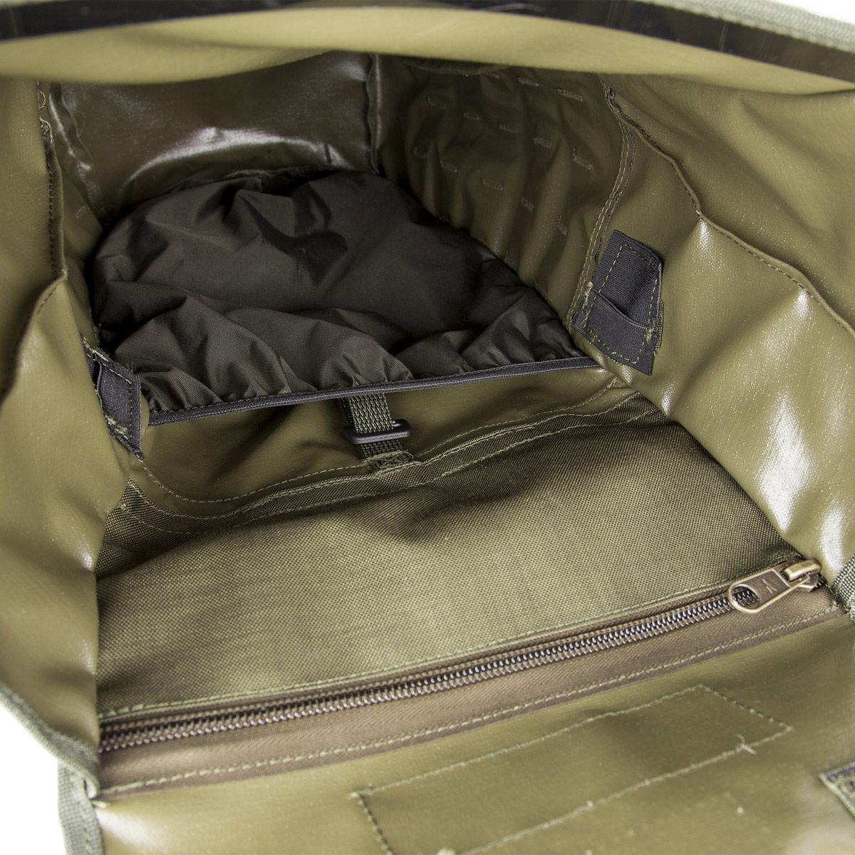 Savotta Jääkäri S 18 - 22 litre Daypack - Olive Green