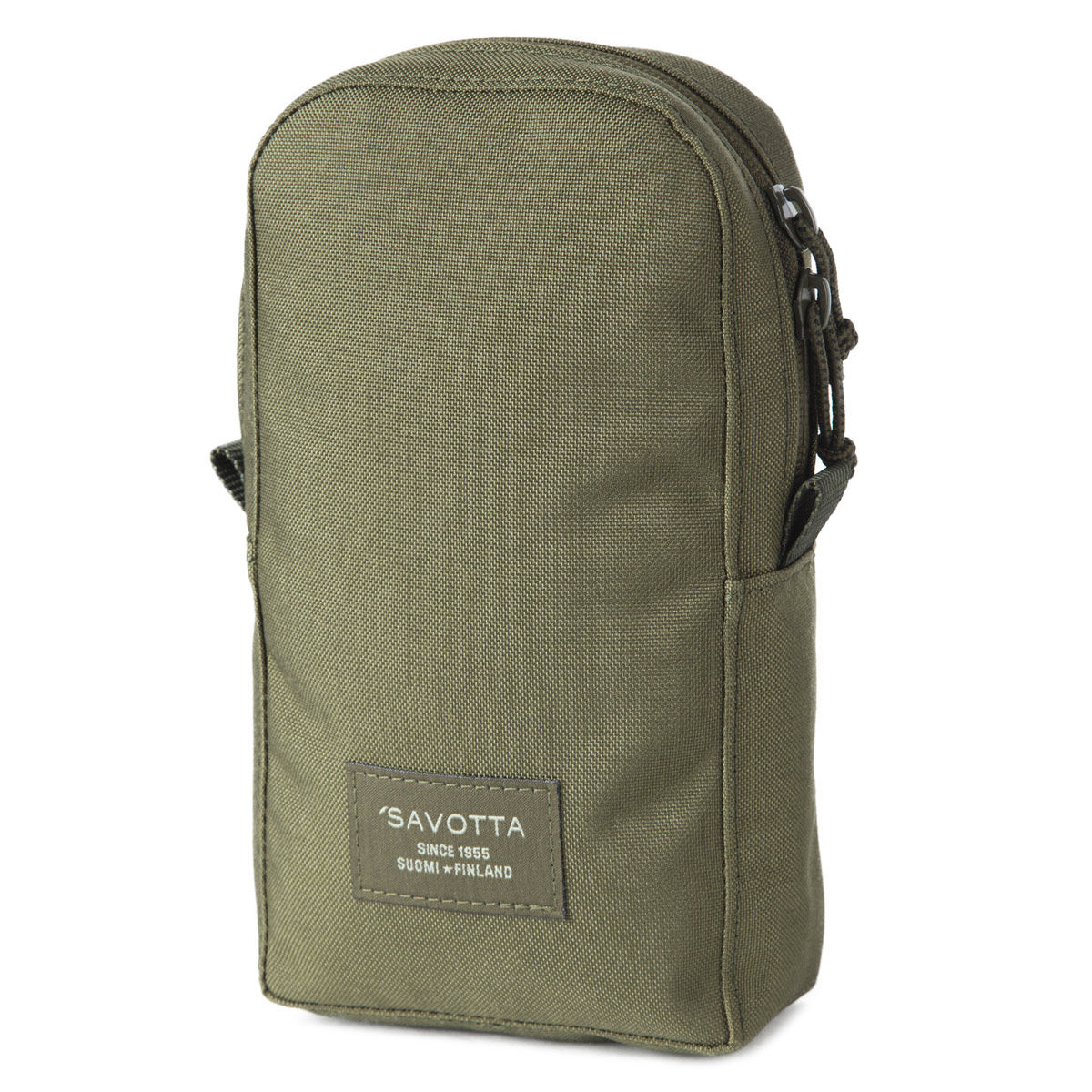 Savotta Vertical Pocket S - Olive Green