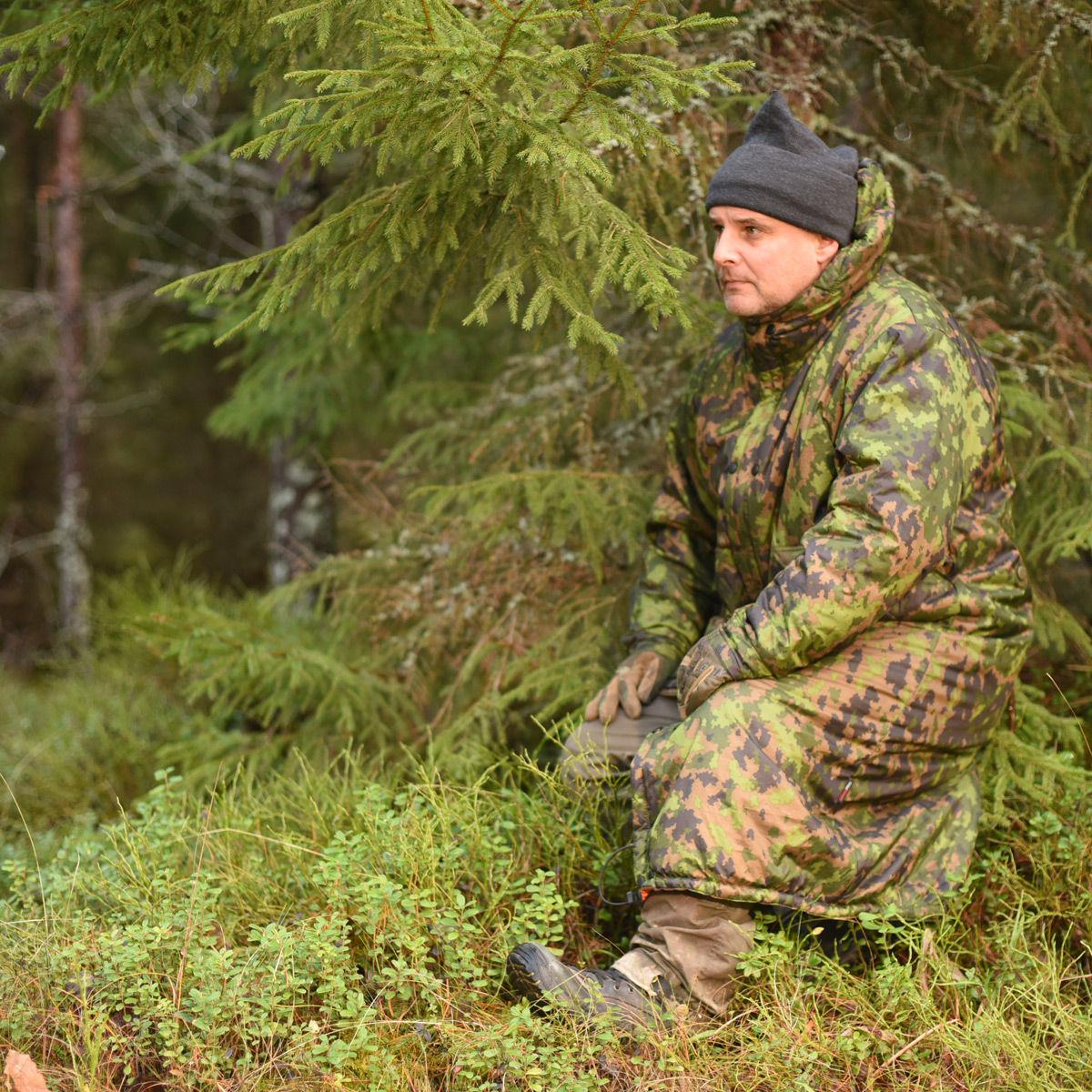 Origopro Long Range Scout Jacket