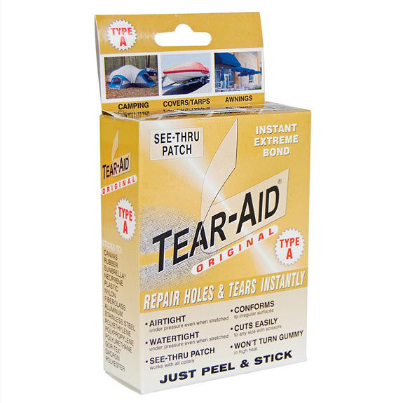 Tear-Aid Original Repair Patch Kit - Type A