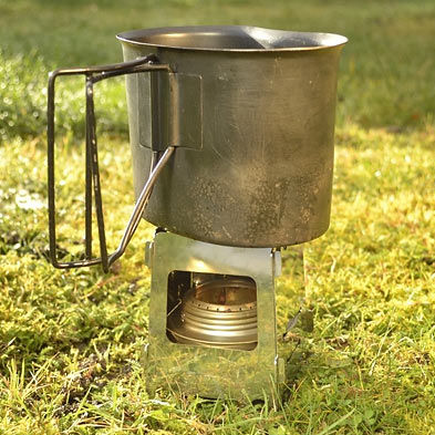 The Pocket Stove