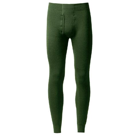 Woolpower Ullfrotte Original Leggings 400g - Green