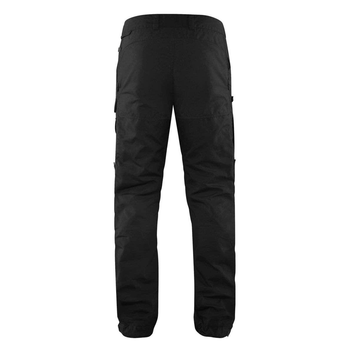 Fjallraven Vidda Pro Ventilated Regular Trousers - Black