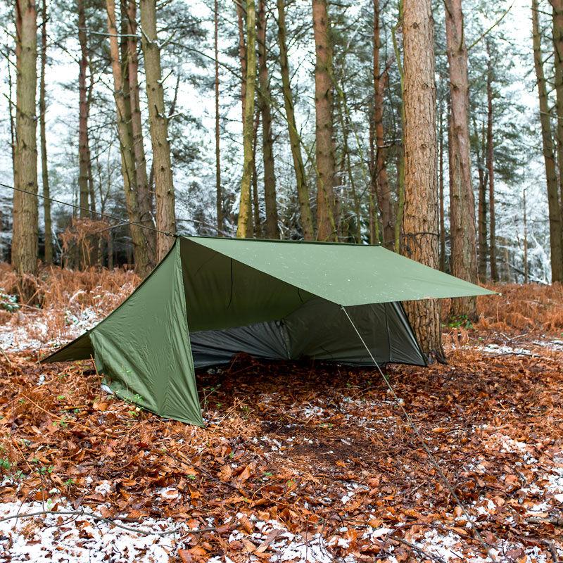 Vihe Vaellus Laavu Mini Shelter