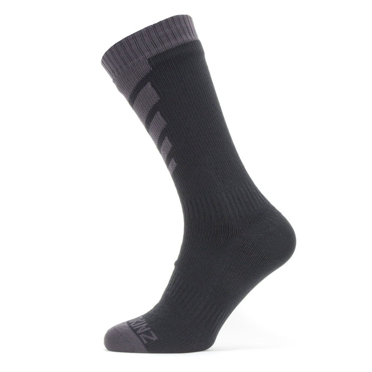 SealSkinz Waterproof Warm Weather Mid Length Socks
