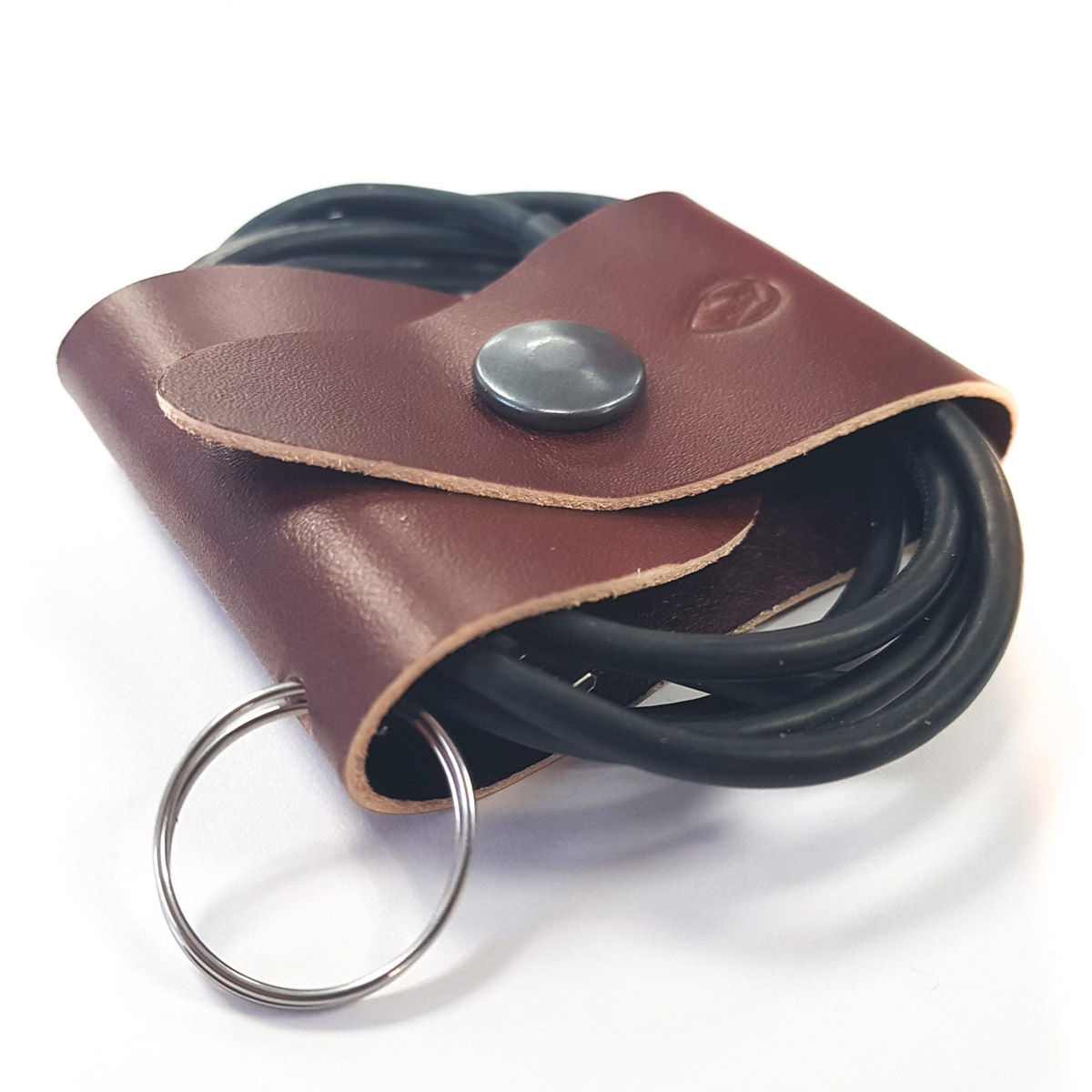 Ray Mears Leather Cable Tidy