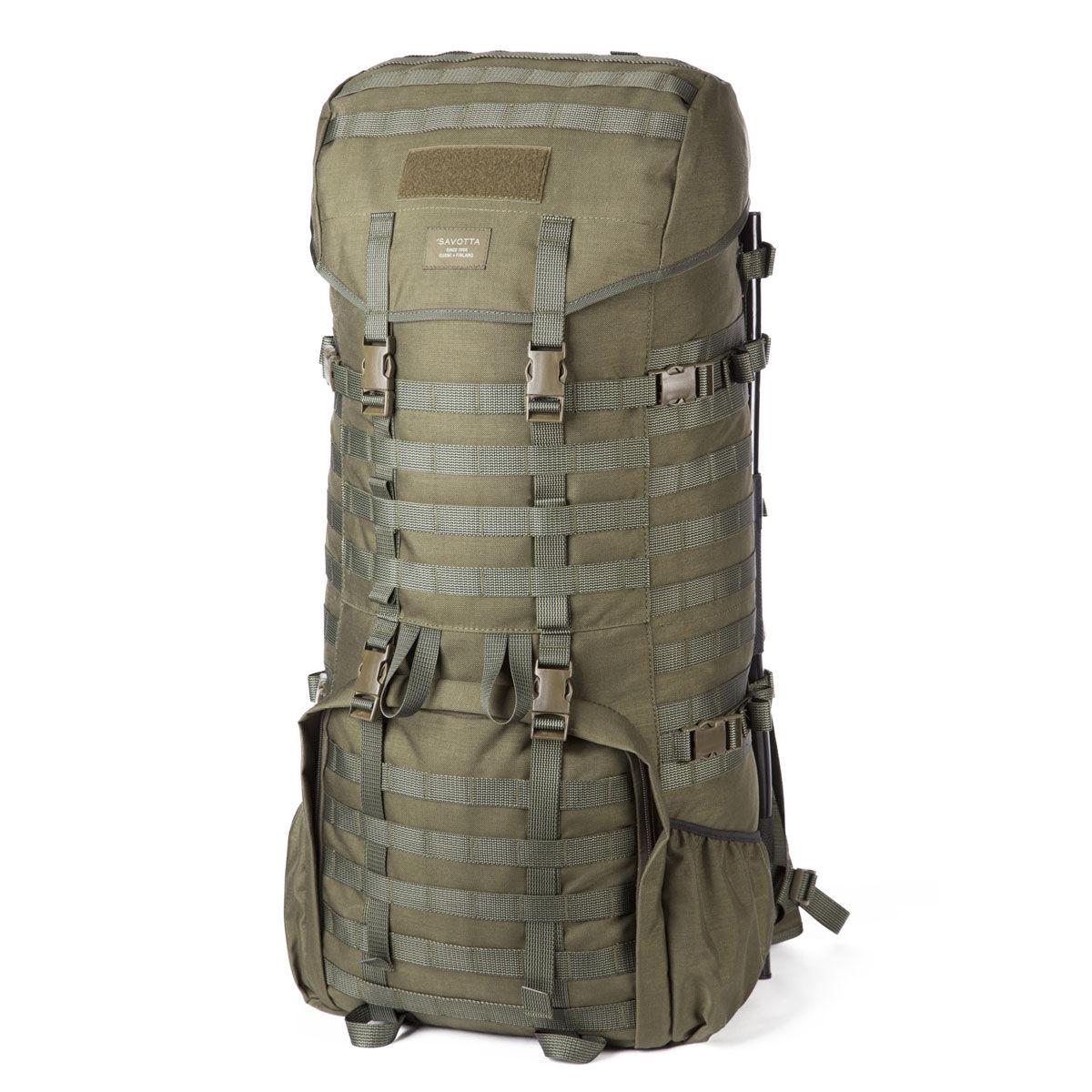 Savotta Jääkäri XL 70 litre Backpack  - Olive Green
