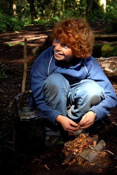 Junior Fundamental Bushcraft