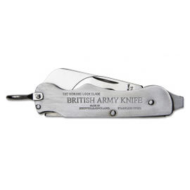 British Army Knife  - Locking Blade