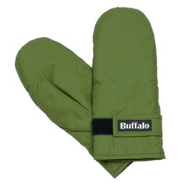 Buffalo Systems Mitts - Olive Green