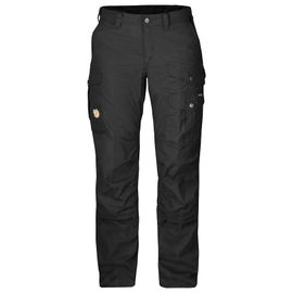 Fjallraven Barents Pro Women's Trousers - Black/Black