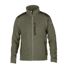 Fjallraven Buck Fleece - Laurel Green/Deep Forest