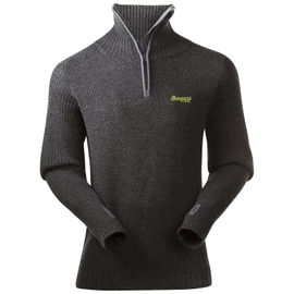 Bergans Ulriken Jumper - Dark Grey Melange