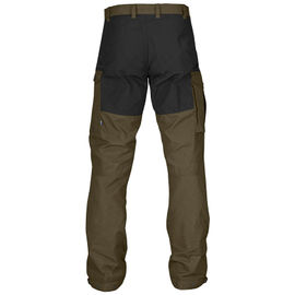 Fjallraven Vidda Pro Regular Trousers - Dark Olive/Black