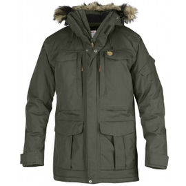 Fjallraven Yupik Parka - Mountain Grey