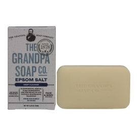 Grandpa's Epsom Salt Soap - Pack of 4