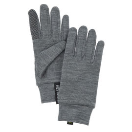 Hestra Merino Touch Point Liner - Grey