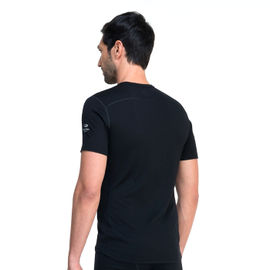 Icebreaker Oasis Short Sleeve Crewe - Black