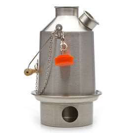 Kelly Kettle Scout 1.2 Litre Kettle - Stainless Steel