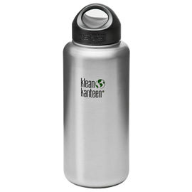 Klean Kanteen Wide Stainless Steel Water Bottle - 1182 ml
