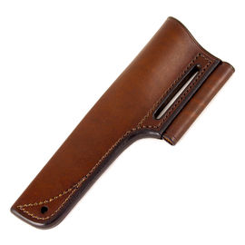 Ray Mears Leather Knife Sheath - Neck