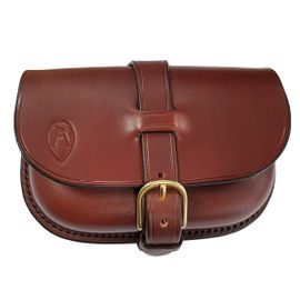 Ray Mears Leather Belt Pouch